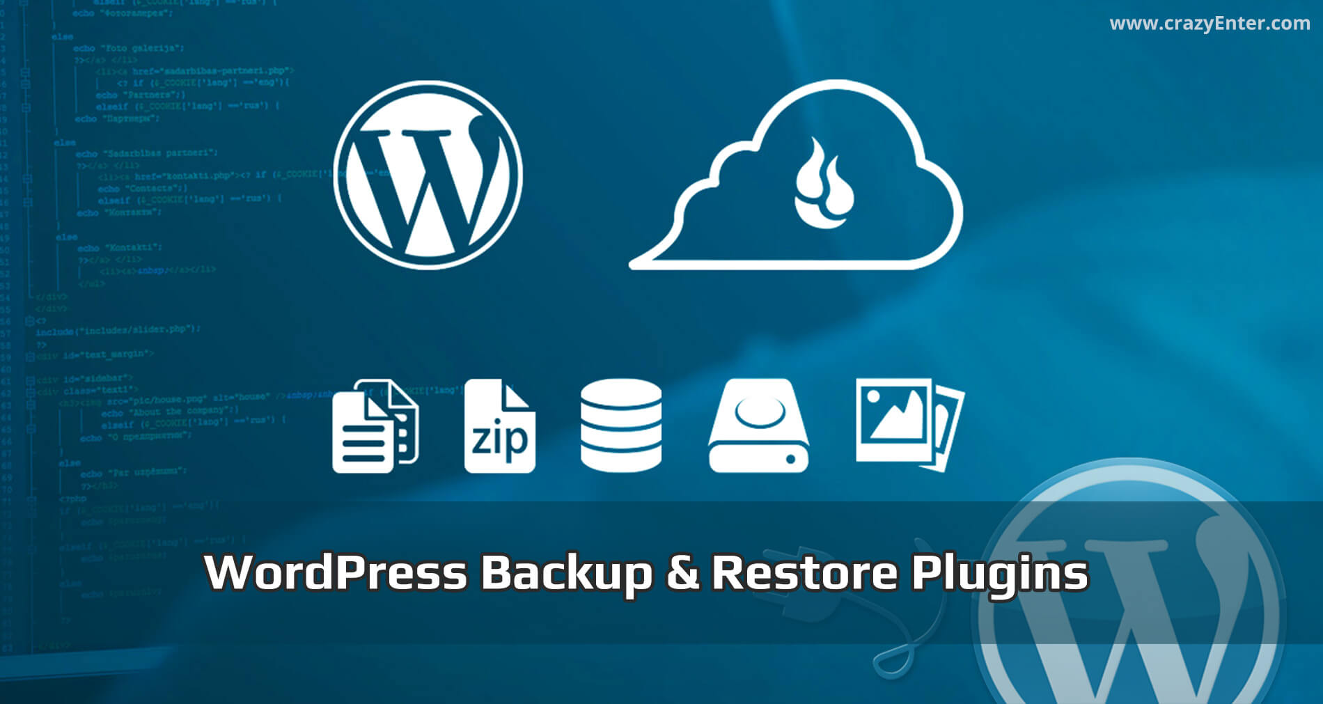 wordpress backup plugin